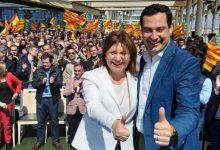 """El PP anuncia que eliminará el requisito lingüístico de la Ley de Función Pública """"cuando gobierne en la Comunitat"""""""