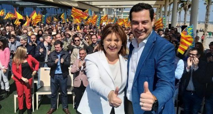 """El PP anuncia que eliminarà el requisit lingüístic de la Llei de Funció Pública """"quan governe en la Comunitat"""""""