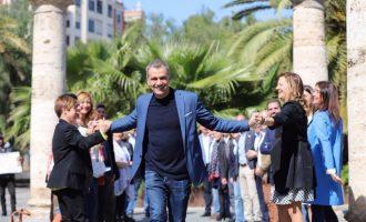 Cs registra de manera errònia el nom del seu candidat Toni Cantó en la llista a la Junta Electoral