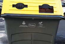 València se convierte en la primera ciudad de España que reciclará productos de aluminio y acero ligero en el contenedor amarillo