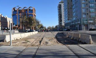 La revitalización de Nazaret comienza en abril: arrancan las obras de la línea 10