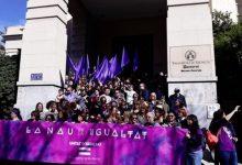 Educació xifra en un 20% el seguiment de la vaga entre les docents i sindicats ho eleven fins al 50%
