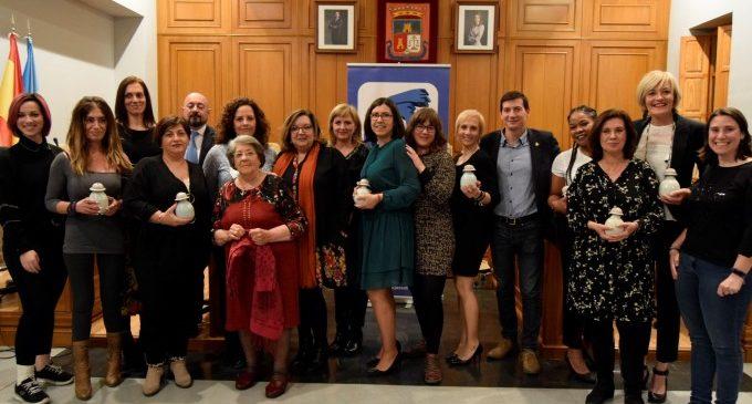 """Deu dones, reconegudes com a """"Empresàries de l'any"""" per l'Ajuntament de Burjassot"""
