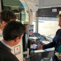 Els autobusos d'EMT València estrenaran un projecte pilot de pagament amb targeta en les línies més turístiques