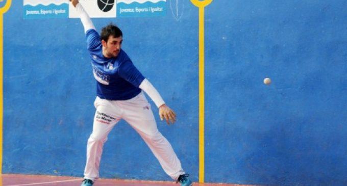 Adrián de Museros i Roberto de Beniparrell a la final del 4 i mig