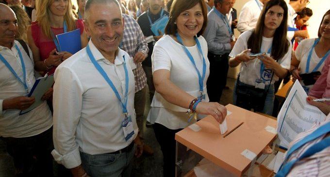 Aprovades les candidatures a les Corts amb Bonig, Císcar i Barrachina de caps de llista