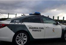Agents de la Guàrdia Civil socorren a un bebé amb signes d'asfíxia en Alcudia de Carlet