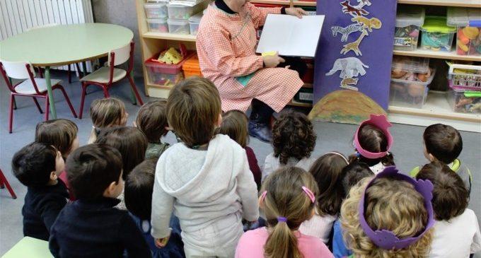 El Consistori aposta per la universalitat educativa per als xiquets de 0 a 3 anys