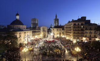 València celebra el tercer aniversari de la declaració de les Falles com a Patrimoni Immaterial