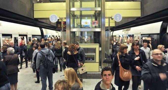 7 dies per 7 euros: viatges il·limitats durant les Falles 2020