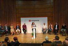 """Oltra: """"Hem sigut la sustentació, la calor i el color del Govern valencià aquests quatre anys de bon govern"""""""