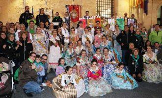 Sexto doblete consecutivo para la falla Plaça de Pedralba
