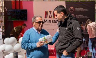 Tercera salida del stand 'Mislata, la Suma de Todas y Todos'