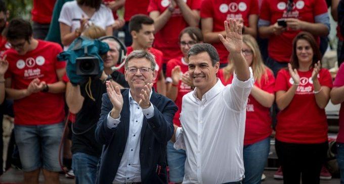 Pedro Sánchez tancarà campanya a València el 26 d'abril