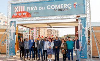 Mislata celebra su XIII Feria del Comercio