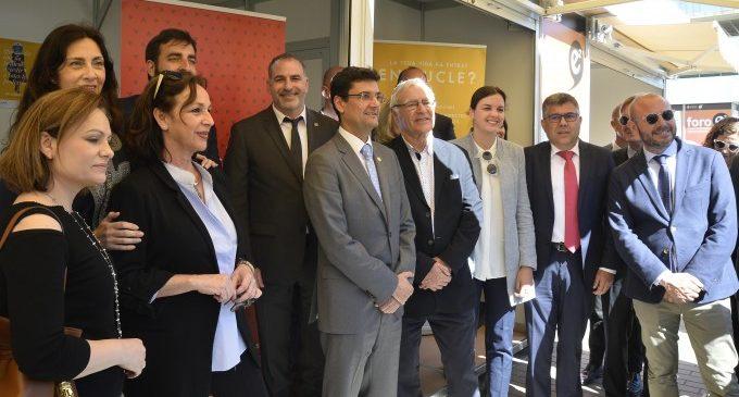 Más de 120 empresas participan en el Foro de Empleo y Emprendimiento e2 en la UPV