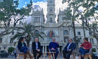 Ribó exige inversiones justas para la ciudad de València y sus 800.000 habitantes