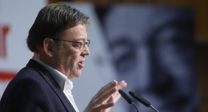 """Puig: """"Voteu al PSPV però, si no, voteu a una opció progressista per a no tornar arrere"""""""