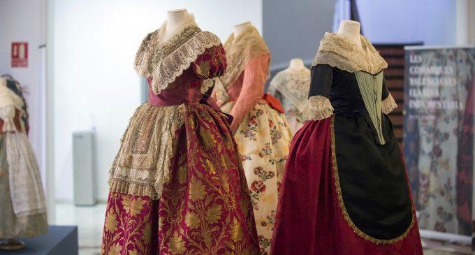 L'exposició 'Les comarques valencianes i la seua indumentària' es prorroga fins al 30 d'abril