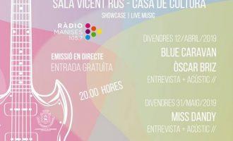 Ràdio Manises i la Regidoria de Cultura presenten la IV edició «Acústics a Ràdio Manises»