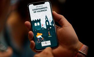 La Diputació ya cuenta con la nueva versión de la APP 'Ayuntamientos de València'