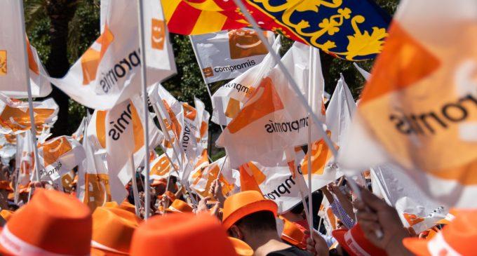 Compromís organitza una festa per a tota la ciutadania al Parc Central de València