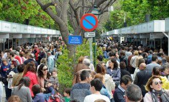 La Feria del Libro de València de 2019 vuelve a Viveros con más obras y actividades culturales