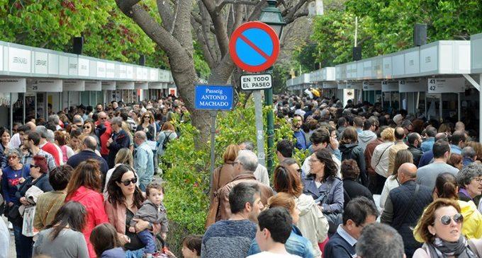 La Fira del Llibre de València de 2019 torna a Vivers amb més obres i activitats culturals
