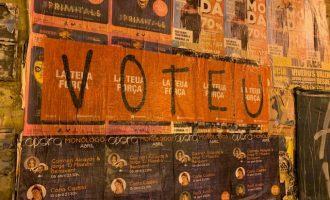 El colectivo joven lanza una campaña que busca combatir la abstención de los jóvenes