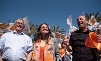 """Oltra adverteix al PSOE que """"quan còpia les polítiques de dretes, la gent prefereix l'original"""""""