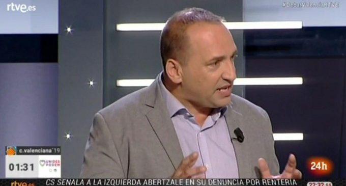 """Dalmau: """"PP i Ciudadanos parlen d'educació i sanitat com un negoci"""""""