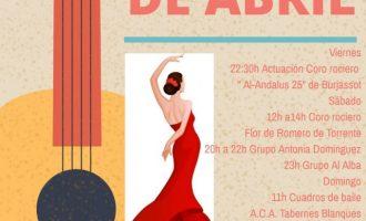 Burjassot celebra la III Feria Andaluza del municipio este fin de semana
