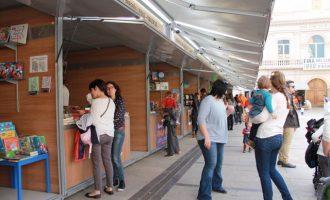 Alfafar acoge una Feria del Libro repleta de novedades y autores consolidados