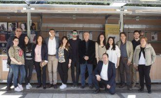 Alfafar reúne a escritores, librerías y familias en su exitosa VIII Feria del Libro