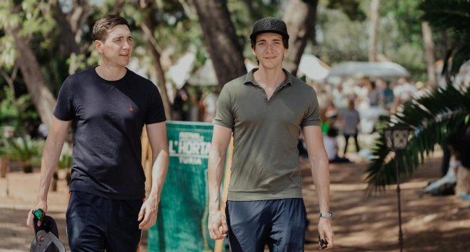 """Los gemelos Weasley de la saga de Harry Potter aparecen """"por sorpresa"""" en el Festival de l'Horta Turia"""