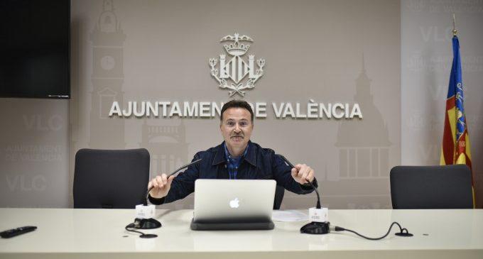 Una hora de precontratación para las VTC en València
