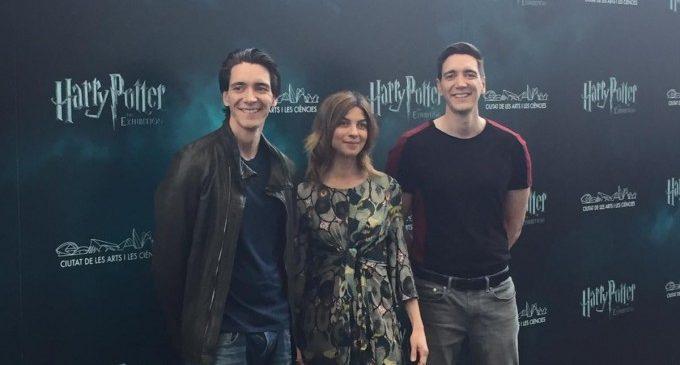 """Natalia Tena: """"El fenómeno fan de Harry Potter ha pervivido porque demuestra la importancia de la amistad en la adolescencia"""""""
