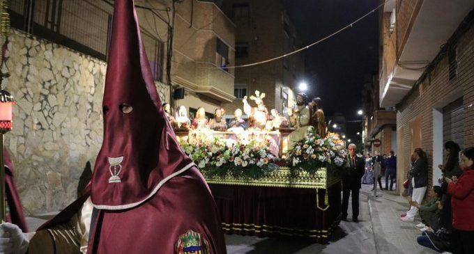 Primers trasllats processionals de la Setmana Santa de Torrent
