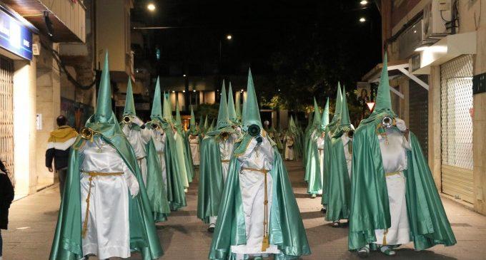 Torrent se llena de traslados y procesiones durante el Martes Santo