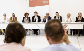 """Puig confia en tindre el nou Botànic preparat """"a principis de juny"""" i descarta """"supèrbia"""" en les negociacions"""
