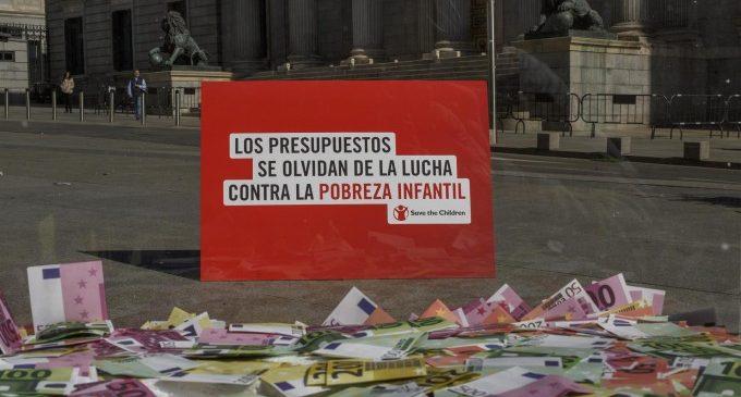 Huit de cada deu valencians demanen que la lluita contra la pobresa infantil siga una prioritat després del 28A