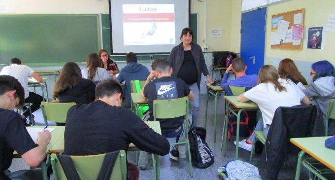 Alfafar implementa un programa de prevenció a l'addicció al joc entre els joves