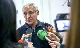 """Ribó: """"València cada vegada té més prestigi per la seua transparència i solidaritat"""""""