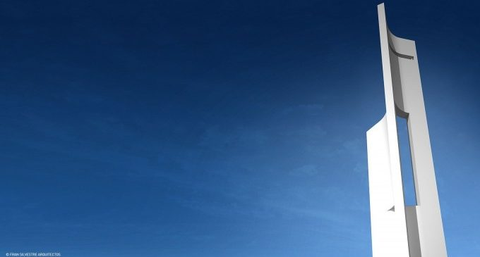 L'Eòlica: la torre 'verda' i més alta de la ciutat avança tràmits