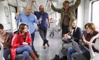 Unides Podem-EU denuncia les manques de Rodalia i reclama competències per a gestionar el transport valencià