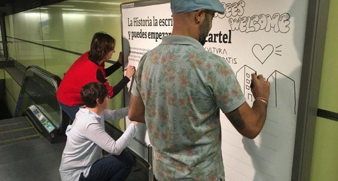 """Unides Podem-EUPV convida als valencians a dir """"quina Comunitat volen"""" i anima als indecisos a participar"""