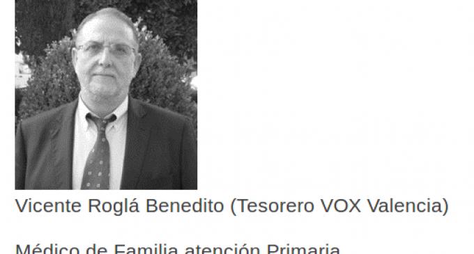 El número tres de Vox per València està investigat per assetjament a una pacient