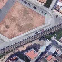 L'Ajuntament de Meliana planteja dos propostes per al pas inferior del metro