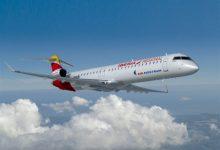 Air Nostrum volarà entre Granada i València aquest estiu