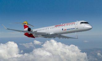 Air Nostrum recupera el 100% de los vuelos de este miércoles cancelados por la huelga